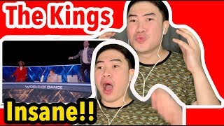 The Kings | Tattad Tattad | World of Dance 2019 | Reaction Video