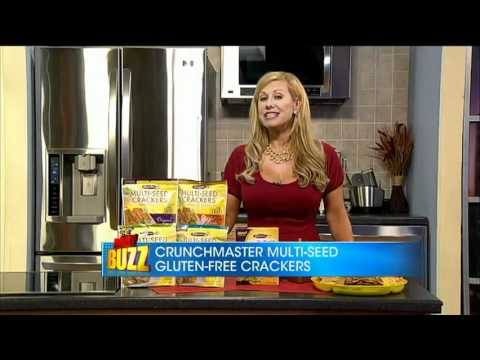 Crunchmaster Gluten-Free Crackers