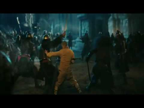 Avatar The Legend Of Aang Movie 2010 video