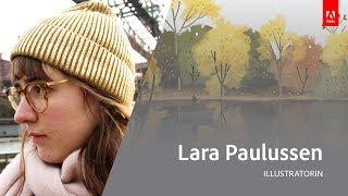 Illustration mit Lara Paulussen - Adobe Live 2/3