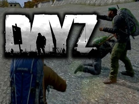 DayZ - The Deluxe Tea Cup! (DayZ Standalone Funny Moments with The Crew!)