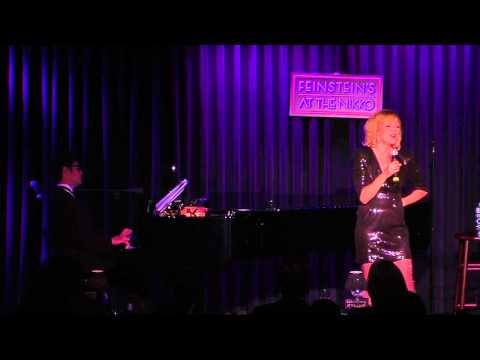 Emily Bergl at Feinstein's at the Nikko