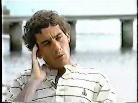 Ayrton Senna Fala De Jesus Cristo Deus