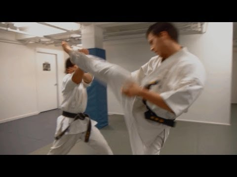 Karate vs. Karate Kyokushin & Traditional -