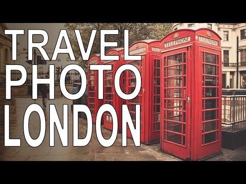 The Grid: Travel Photography London & Paris