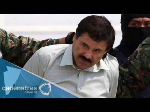 Se cumple un año de la captura de 'El Chapo' Guzmán