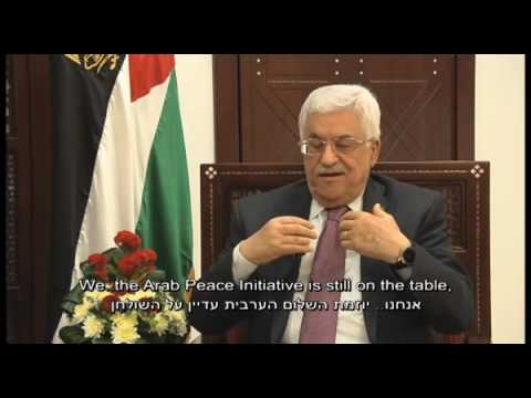 WATCH: Exclusive Interview With Mahmoud Abbas