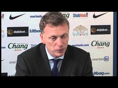 David Moyes - Everton 2-0 West Ham