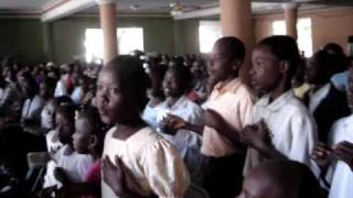 Jacmel Haiti The Children S Choir Christ S Love Center