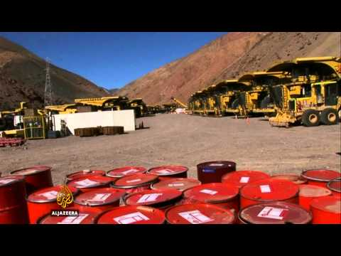 Čile kaznio Barrick Gold zbog zagađenja - Al Jazeera Balkans