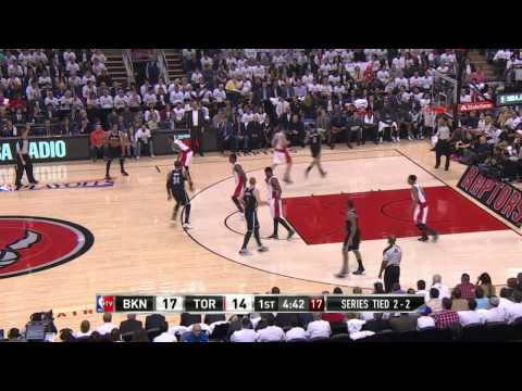 Toronto Raptors 2014 Playoffs Top 10 Plays