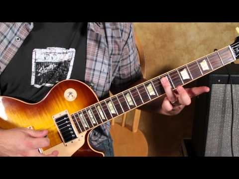 0 Blues Rock Guitar Lessons   A New Day Yesterday   Jethro Tull   Joe Bonamassa   Riffs