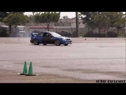 Subaru GC8 Skid Pad 500+ HP (HD)