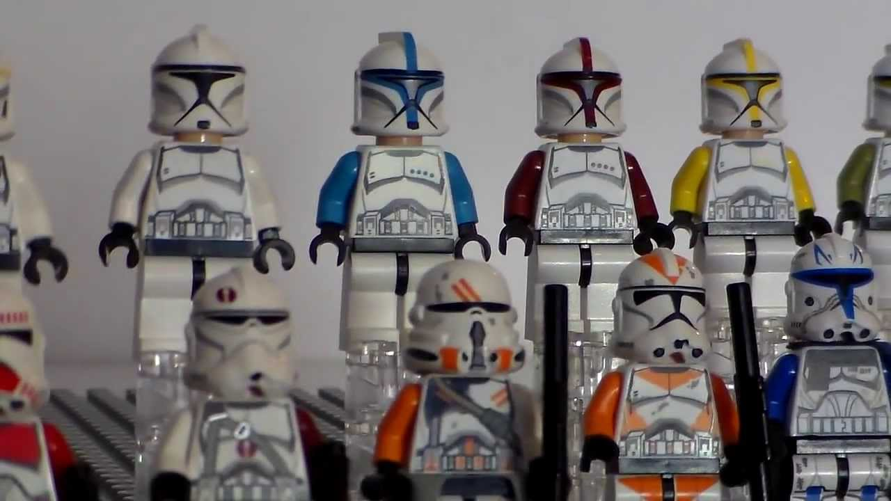 Star Wars Clone Wars Clone Troopers Star Wars Clone Trooper