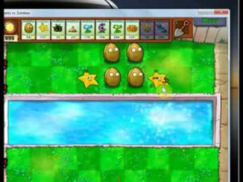 Plants Vs Zombies-Download Working Trainer 5+ (FOR REAL!!!)+ Trainer 9+!!! (no joke!)