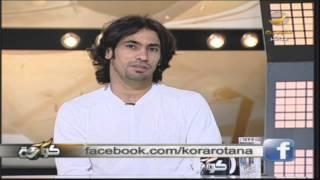 حسين عبدالغني البيئه الموجوده في النصر صعب تجدها في أي نادي