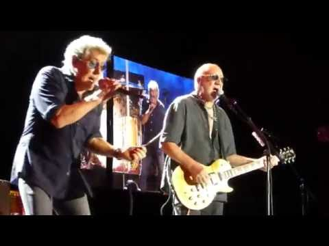 Download THE WHO ''Won't Get Fooled Again'' 2016-09-10 Oberhausen, Germany Mp4 baru