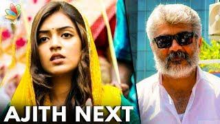 Nazriya Makes a Comeback with Ajith