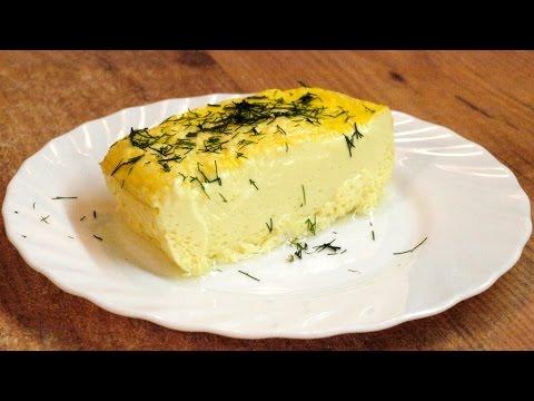 Омлет в духовке - рецепт нашего детства / How to make Oven omelet ♡ English subtitles