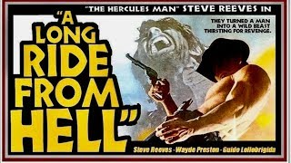 "WESTERN MOVIE: ""A Long Ride From Hell"" [Full Movie] [Free Western] - ENGLISH"