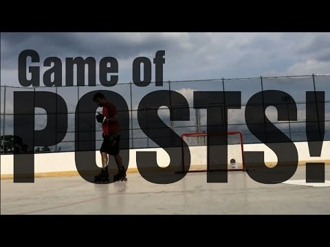 GAME OF POSTS.. Hockey posts... 2nd game of posts