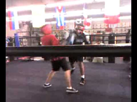 0 Amuter Sparring 1