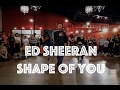 Lagu Ed Sheeran - Shape Of You   Hamilton Evans Choreography