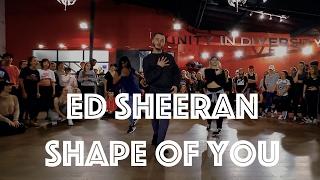 download lagu Ed Sheeran - Shape Of You  Hamilton Evans gratis
