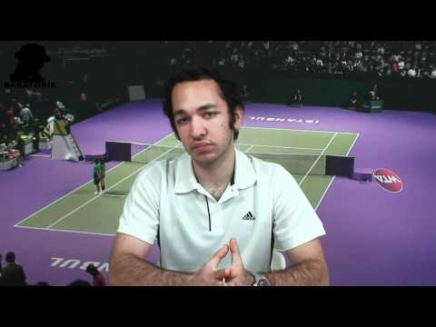 Babatorik Denis Istomin Rafael Nadal 31 Mayis 2012