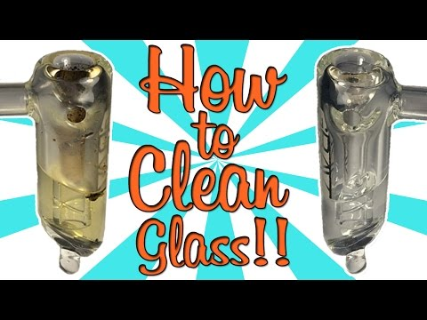 HOW TO CLEAN PIPES & BONGS!!!