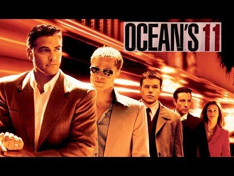 OCEAN'S 11 (Trailer Español)