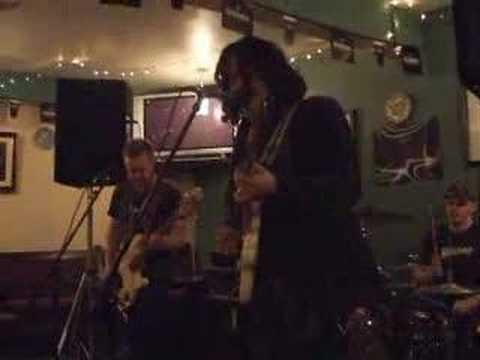 Jeff Martin from Tea Party at the Armada Bar Kinsale