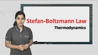 Know more about Stefan Boltzmann Law. JEE Physics XII Thermodynamics