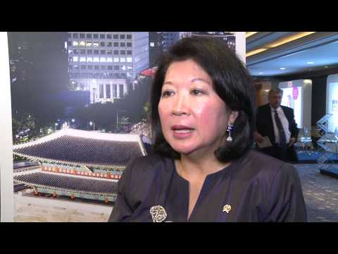 H.E. Dr. Mari Elka Pangestu, Minister of Tourism & Creative Economy, Indonesia