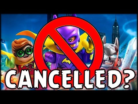 LEGO DIMENSIONS is Cancelled?