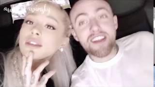 Ariana Grande & Mac Miller 👫😍