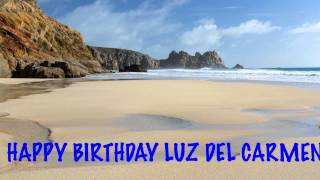 Luz del Carmen   Beaches Playas - Happy Birthday