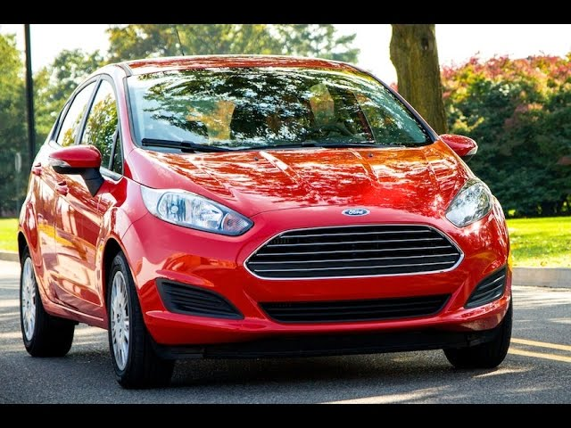 2015 Ford Fiesta EcoBoost review (1.0-Litre) - YouTube