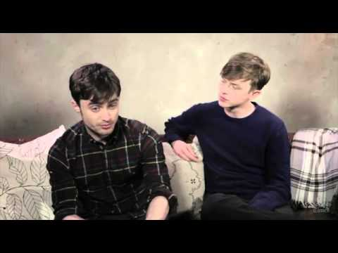Dane DeHaan and Daniel Radcliffe - Kill Your Darlings Interview