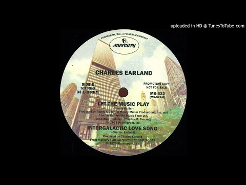 Charles Earland - Let The Music Play.