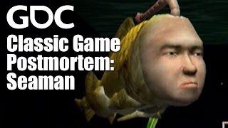 Classic Game Postmortem: Seaman