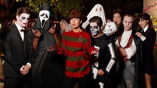 Halloween Roast Battle | Hannah Stocking & Mister V
