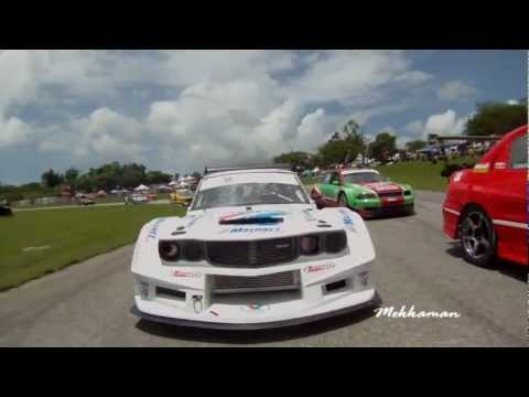 CMRC 2012 Round 2 Bushy Park Barbados pt 2 of 3