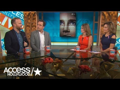 Who Is the True Villain In The 'Amanda Knox' Documentary? | Access Hollywood