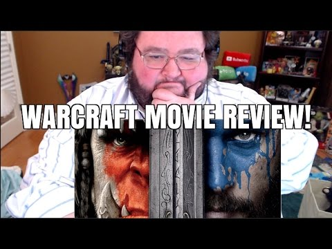 WARCRAFT MOVIE REVIEW! FIRST HALF SPOILER FREE!