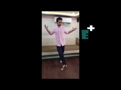 Raghav Juyal   slow motion king dancing in amazing song