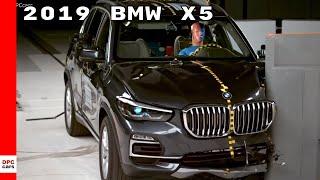 2019 BMW X5 Crash Test & Rating
