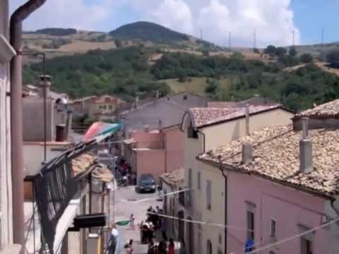 Roseto Valfortore, Italy YouTube