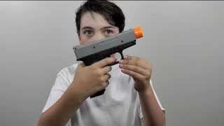 Riley - Toy Pistol from Dollar General
