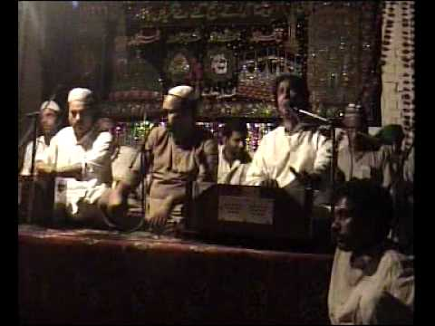 Molvi Haider Hassan Akhtar Amazing Qawali In Kahna Nau video